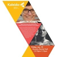 """KaleidoLA Speaker Series: Amelia Jones, """"Queer Communion: Ron Athey and the Radical Performance Subcultures of Los Angeles"""""""