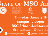 Event image for State of the MSO Address