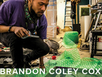 "Grant Wood Fellow Talk: Brandon Coley Cox, ""Process and Practice"""