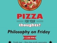 Food for Thought - Philosophy Pizza Friday