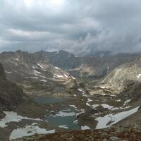 Outdoor Adventures Backpacking the Wind River Range