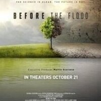 Screening documentary Before the flood