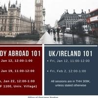 UK/Ireland 101