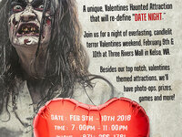 Hearts of Horror: Valentines Haunted Attraction