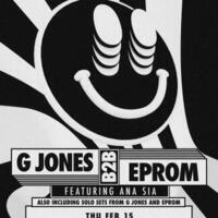 G Jones