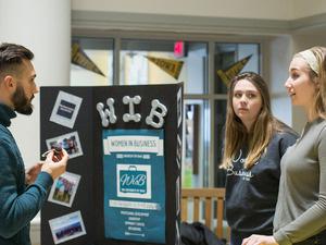 Tippie Student Organization Fair