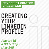 Career Lab: Building Your LinkedIn Profile