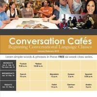 Conversation Café - Polish