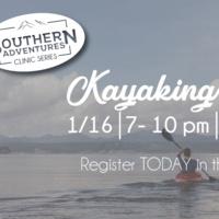 Kayaking Basics Clinic
