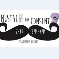 2nd Annual Mustache for Consent