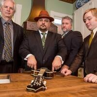Common Ground on the Hill presents Grammy Nominees Frank Solivan & Dirty Kitchen