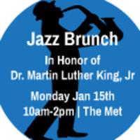 Special Event | MLK Jazz Brunch