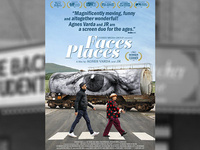 Event image for Winter Film Series: Faces Places