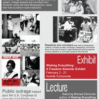 Risking Everything: A 1964 Freedom Summer Exhibit