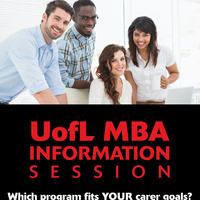 MBA and Graduate Programs Information Session