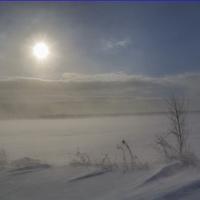 Presque Isle Snow Day