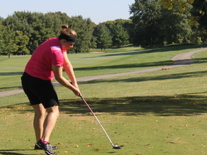Intramural Golf Registration