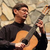Guest Artist: Elliot Frank, classical guitar