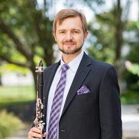 Guest Artist: Sarunas Jankauskas, clarinet