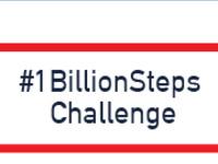 1 Billion Steps Challenge