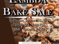Lambda Bake Sale
