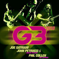 G3 2018 - JOE SATRIANI, JOHN PETRUCCI OF DREAM THEATER, PHIL COLLEN OF DEF LEPPARD