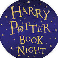 Harry Potter Book Night - Main Library