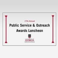 2018 Public Service and Outreach Annual Meeting and Awards Luncheon