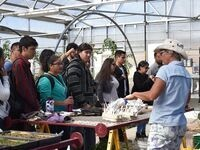 Earth Day: UCCS Farm Visit