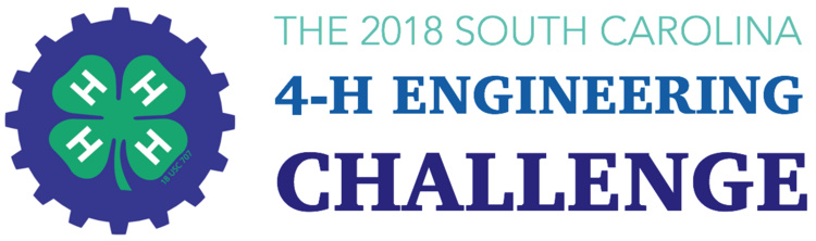 SC 4-H Engineering Challenge - REGISTRATION