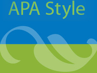 APA Style: Introduction to American Psychological Association Style