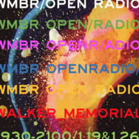 WMBR Open Radio Shows