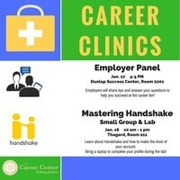 SCOPE: Career Clinics