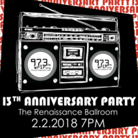 WRIR's 13th Anniversary Party