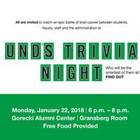 UND's Trivia Night