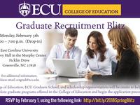 COE Graduate Recruitment Blitz