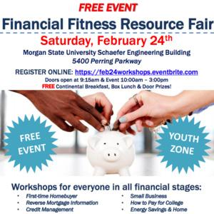 Financial Fitness Resource Fair