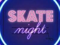 GLOW Skate!