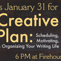 January Writing Show: A 2018 Creative Plan: Scheduling, Motivating & Organizing Your Writing Life