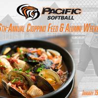 Pacific Softball 36th Annual Cioppino Feed and Alumni Weekend