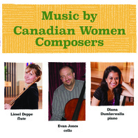 Faculty/Guest Artist Recital – Diana Dumlavwalla, Evan Jones, and Liesel Deppe
