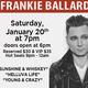 Frankie Ballard Live at Spirit Lake Casino and Resort