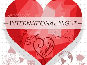 International Night: Tales of Love