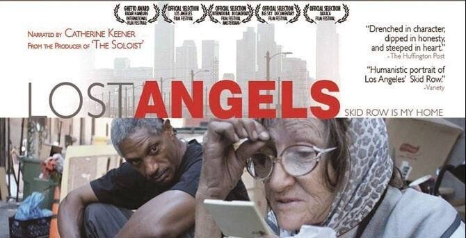 Documentary: Lost Angels: Skid Row Is My Home At University Center