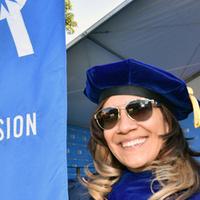 Commencement - Graduate Division Hooding Ceremony