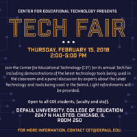 2018 Tech Fair
