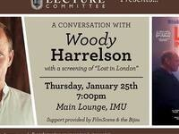 Woody Harrelson - Screening and Conversation