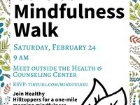 Guided Mindfulness Walk