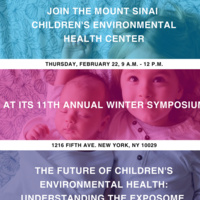The Future of Children's Environmental Health: Understanding the Exposome