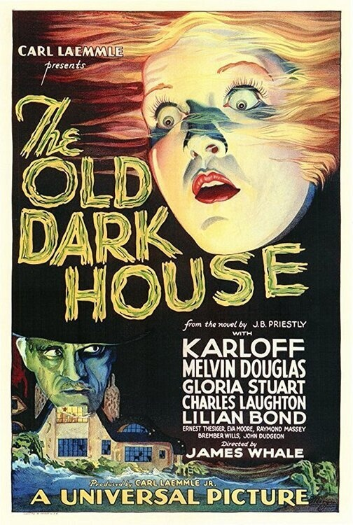 Film Screening: The Old Dark House At Wright Administration Building / Forums